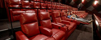 Marcus Point Cinemas will add recliner seating to all 15 of its screens