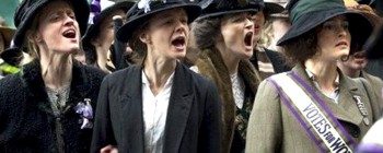 UW Cinematheque will screen Sarah Gavron's equal rights drama 'Suffragette' on Nov 3