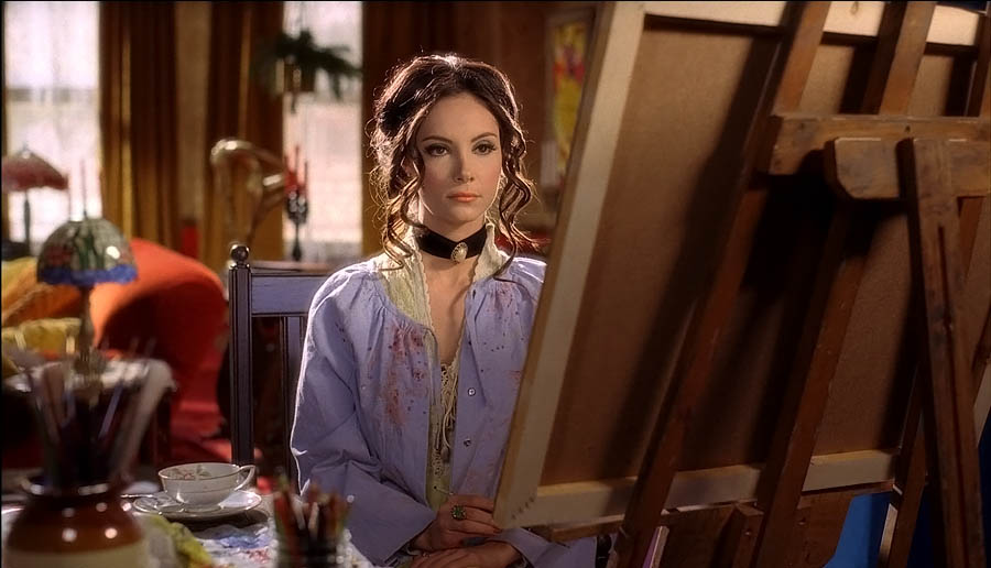 Samantha Robinson in Anna Biller's 'The Love Witch'