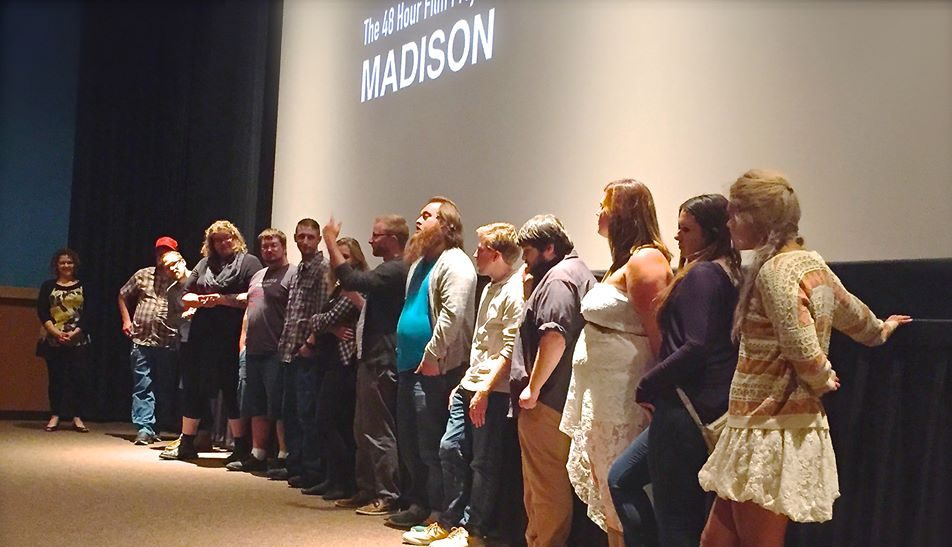Madison 48 Hour Film Project 2015