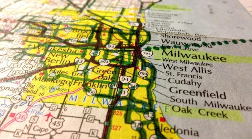 Madison Cheeseheads Map