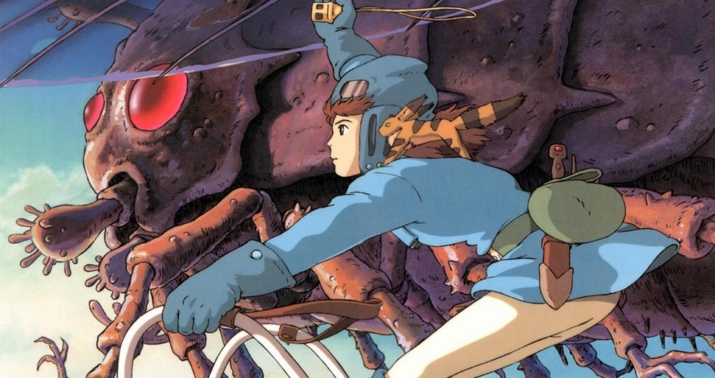 Hayao Miyazaki's 'Nausicaä of the Valley of the Wind [風の谷のナウシカ]'