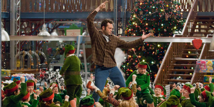 fred claus movie christmas rubberneckin - Fred Christmas